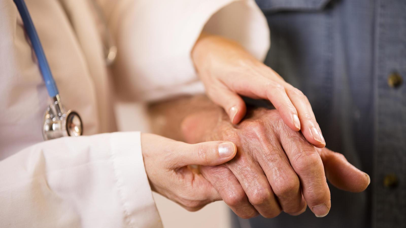 enfermedades de ancianos artrosis
