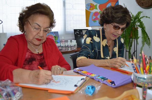 ludoterapia para ancianos en residencias