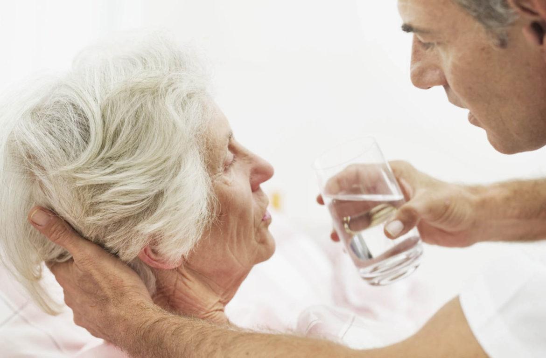 Qué es la ola de calor en ancianos