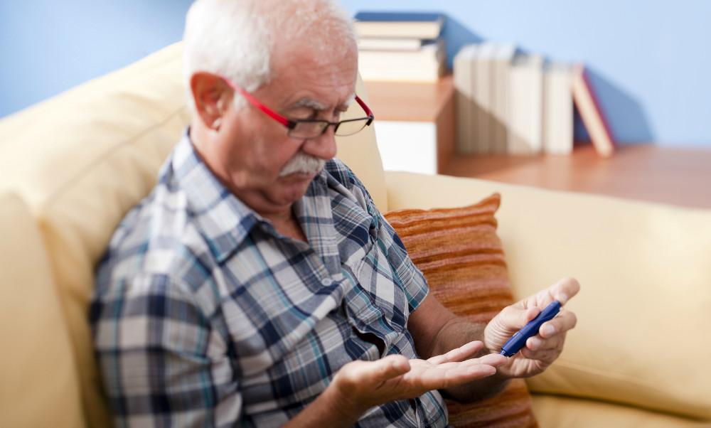 Tratamiento de la diabetes mellitus en personas mayores