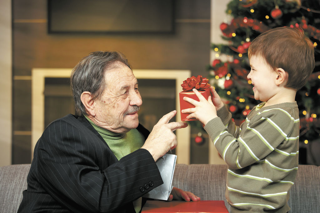 navidad para mayores
