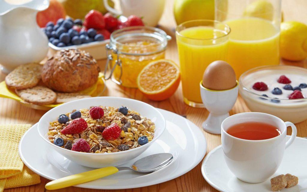desayuno saludable para ancianos