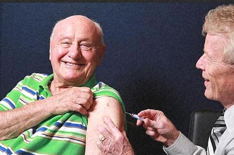 infecciones personas mayores