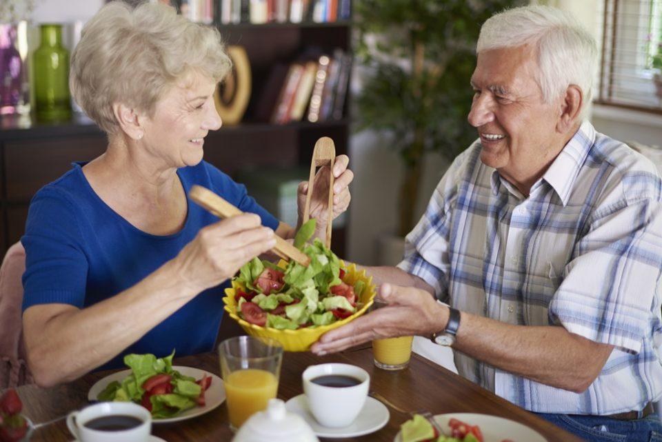 Dieta para personas mayores