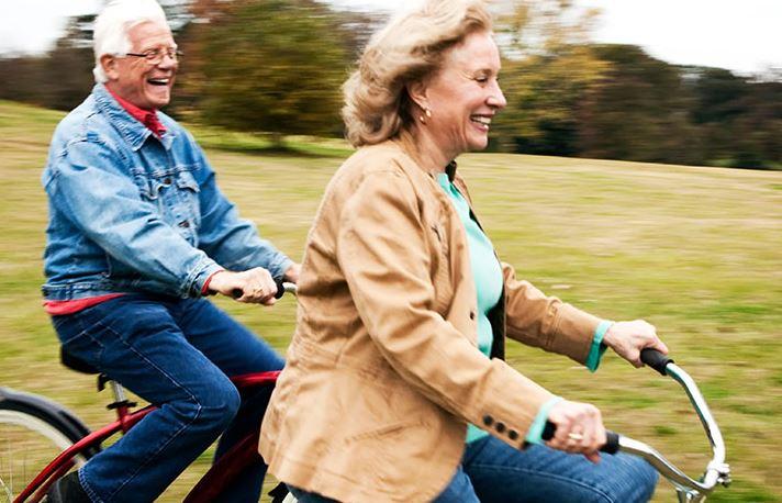 la actividad física es fundamental para envejecer saludablemente