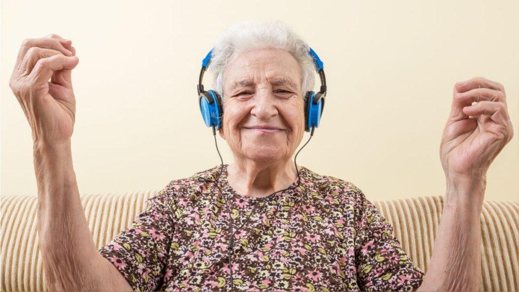 música para los mayores