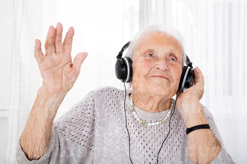 música para mayores