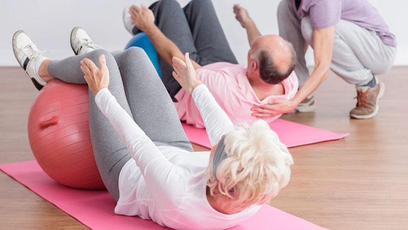 ejercicio físico mayores